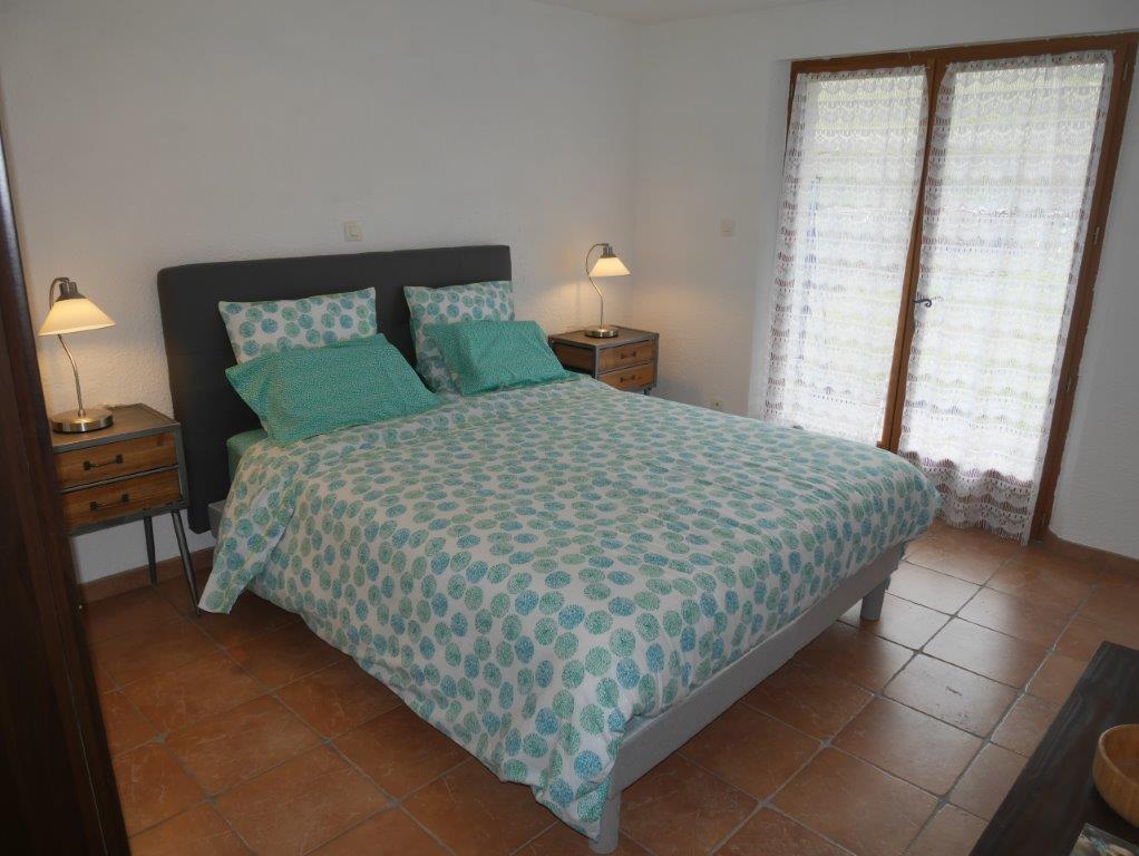 1 Zimmer mit 1 Bett 160x200