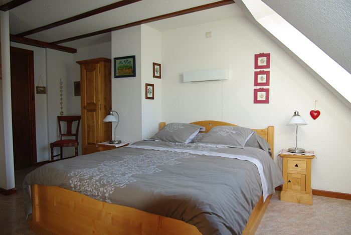 Bed and Breakfast - Zimmer Primevère