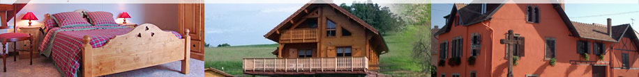 Apartments, Cottage, Chalet, Bed and Breakfast La Montagne Verte