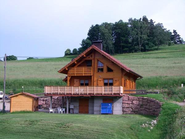 Chalet in Elsass